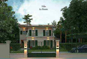 DIOA1. Luxury villa for sale, Forte dei Marmi