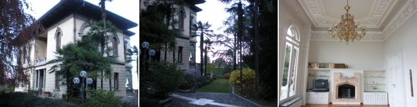 D.LB1. Luxury apartment in Stresa.